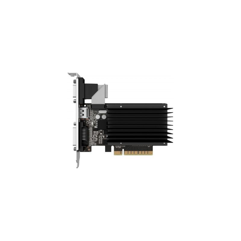 Karta graficzna Gainward GeForce GT 710 SilentFX 2GB DDR3