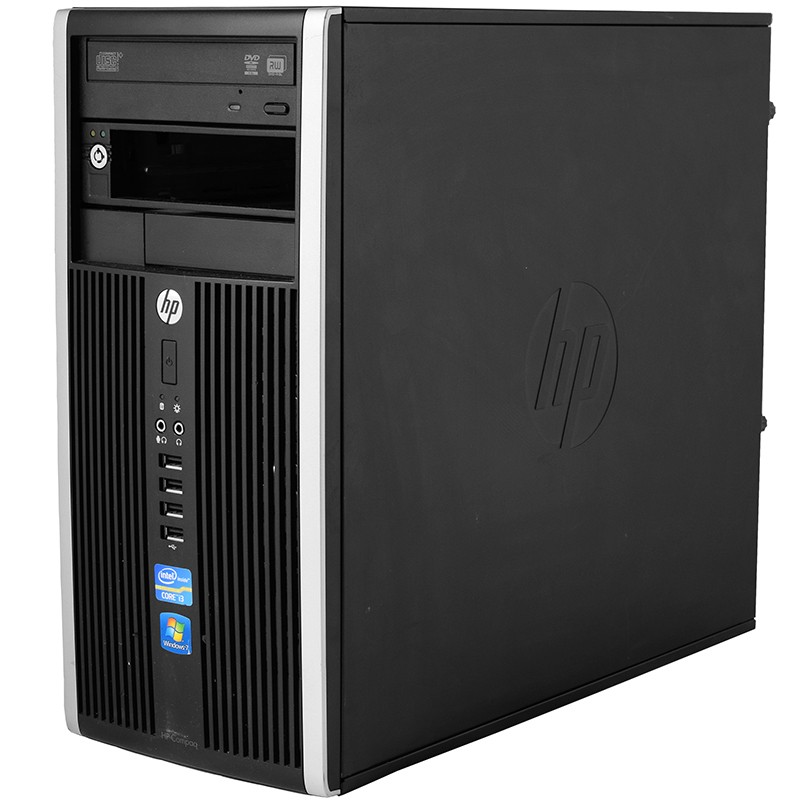 Komputer HP Compaq 6200 Pro i3-2100 3,1GHz 4GB 320GB HDD Windows 10